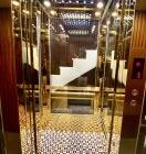 Cho thuê gấp nhà MT Hoàng Diệu Q4; 5 x 25m, 7 tầng, thang máy, mới đẹp 60 tr/th