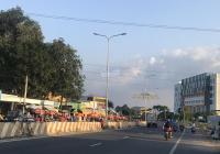 Đất đầu cổng chính KCN Phước Đông, giá đầu tư chỉ 1 nền. Giá 650 triệu