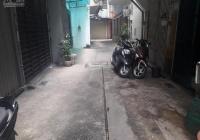 Bán nhà hẻm 3m cách mặt tiền 20m Nguyễn Văn Nguyễn, Q1, 4x6m, trệt lầu, TL