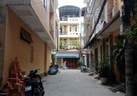 Bán nhà hẻm 3m cách mặt tiền 2 căn Trần Khánh Dư, Q1, 4,5x11m, trệt 2 lầu, TL
