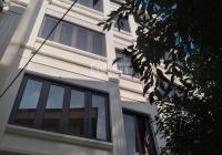 Siêu phẩm Dương Quảng Hàm 40m2 - MT 5m - 5 tầng lô góc, ô tô vào nhà, 5,7 tỷ thương lượng sâu