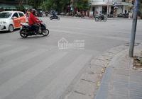 Bán nhà mặt phố quận Hai Bà Trưng, Hà Nội 132m2, chào giá 33.5 tỷ