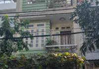 Bán gấp nhà hẻm 3m đường Thoại Ngọc Hầu, 47m2 3 tầng, giá 3tỷ350