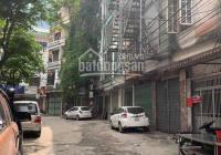 Mặt phố Hoàng Quốc Việt - kinh doanh đỉnh - ô tô tránh