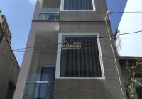 Nhà MT hẻm Đặng Chất, 3,2 x 12m, 2 lầu, nhà mới xây hẻm trước nhà 3.5m. Mr Tâm 0909428425