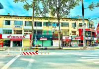 Cho thuê nhà mặt tiền 42 - 44 - 46 Trần Hưng Đạo, Quận 1. 12x26m 340m2 cho thuê trệt