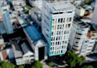 Cho thuê toà nhà 200 Lê Lai, P. Bến Thành, Q.1. 13x14,5m hầm 9 lầu sân thượng 1280m2 sử dụng