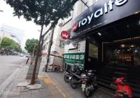Cho thuê mặt bằng kinh doanh, vị trí đắc địa tại ngõ thông Trần Duy Hưng ra Trung Kính