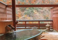 1 trong 3 căn supper vip của resort Sun Onsen limited edition - đơn lập 864m2 ôm trọn suối núi rừng