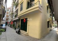 Cho thuê nhà Phố Tôn Thất Thuyết 70m2 x 4 tầng, MT 6m, lô góc, 25 triệu, nhà mới sơn sửa, mới đẹp