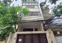 Quận Thanh Xuân: Tòa nhà 8 tầng, thang máy, ô tô, vỉa hè, view hồ, giá rẻ nhất khu