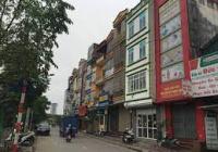 Cho thuê nhà mặt phố Quan Hoa 50m2 x 5 tầng, kinh doanh sầm uất. 25tr/tháng