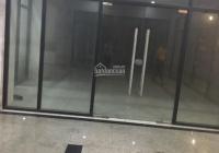 Cho thuê sàn thương mại tầng 1 tòa nhà HUD3 60 Nguyễn Đức Cảnh, 100, 200m2, giá 200 nghìn/m2/th