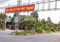 Đất Nền KDC Tân Phú Thạnh Hậu Giang - chỉ 630 triệu, Sổ hồng thổ cư