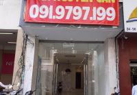 Cho thuê mặt bằng kinh doanh hoặc nhà nguyên căn 58 Mạc Thị Bưởi Quận 1. LH: Mr Thành 0919797199