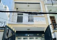 Bán nhà mặt tiền hẻm xe hơi đường Số 10, P. Tân Quy, Q7. DT: 4x16m, nhà 3 lầu mới (0901100979)