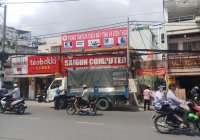 Bán nhà mặt tiền căn góc Nguyễn Văn Đậu, P5, Bình Thạnh. 5.7 x 20m, 113m2