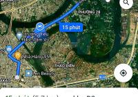 Bán lô góc 2MT khu Villa Thiên Hà, Q. Bình Thạnh chỉ 59 triệu/m2