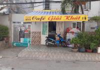 Bán nhà DT 8x15m, hẻm 8m Huỳnh Tấn Phát, P. Phú Thuận, Quận 7