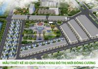 Dự án khu đô thị mới Đông Cương đã thực sự gây sốt giới đầu tư