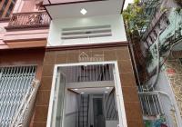 Nhà mới 2 lầu, 2 PN, hẻm 3m thông đường Lê Tự Tài, P. 4, Phú Nhuận, sổ hồng riêng, 2.3 tỷ(có bớt)