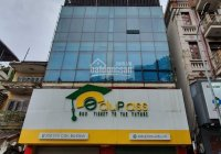 Cho thuê nhà phố Nguyễn Hoàng, Mỹ Đình DT 300m2 7T mt 14m thông sàn TM, full kính giá 160tr/th