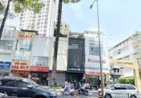 Bán nhà mặt tiền đường Châu Văn Liêm, P11, Q5. DT 4m x 18m, trệt, 4 lầu mới, giá rẻ 27.9 tỷ TL