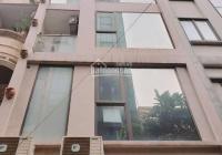 Bán nhà - Phạm Tuấn Tài 57m2*6T thang máy, KD, ngõ ÔTÔ tránh, giá 13.7 tỷ.