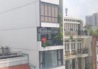 Cho thuê nhà mới 233A Phan Đình Phùng, Phú Nhuận