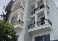 Nhà 4 lầu kế bên chung cư Hiệp Thành City, đường Nguyễn Thị Búp, gần ngã 3 Nước Đá Q12