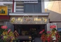 Cho thuê spa mặt tiền đường 32, P. Bình Trị Đông, Bình Tân 5x22m - Hầm 4 tầng 35 triệu/tháng