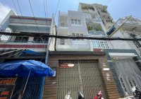 Chuyển nhượng nhà 5 tầng hẻm xe hơi đường Dạ Nam, P. 3, Quận 8. DT: 4.3x14m, giá: 7.3 tỷ