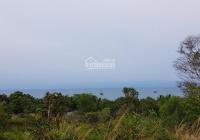 Đất núi view biển Phú Quốc siêu đẹp, giá cực mềm
