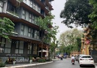 Bán nhà phố Trích Sài, Tây Hồ 54m2 x 5T x4.8m MT, lô góc, phân lô ô tô tránh 13.5 tỷ 0915803833