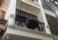 Cho thuê nhà riêng 55m2 x 4 tầng ngõ 108 Trần Phú, p. Mỗ Lao, quận Hà Đông. Giá 12.9 triệu