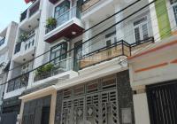 Chủ ngộp bank cần bán gấp căn nhà 1 trệt 3 lầu đường Làng Tăng Phú, Q9, 59,2m2, ngang 4m, giá 6,5tỷ