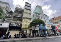 Cho thuê nguyên căn mặt tiền Số 46 Lê Thị Riêng. DT 4x17m trệt 6 lầu 70tr/th