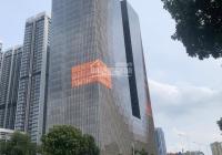 BQL tòa nhà Capital Building 58C Kim Mã, Ba Đình cho thuê văn phòng sàn view 3 mặt kính thoáng