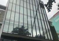 Cho thuê tòa nhà Cửu Long, khu sân bay, Phường 2, Q. Tân Bình, 9x20m, hầm trệt 5 lầu