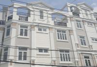 Bán nhà mặt tiền Phường Hiệp Bình Phước, TP. Thủ Đức 4 tầng xây mới 100%, SHR. LH 0932.765.039 Luật