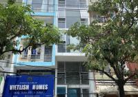 Toà nhà D5  sàn 80m2 Hầm 6 lầu, thang máy, cầu thang,wc cuối nhà, giao nhà mới, giá 60tr/th.