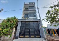 Cần bán nhà phố 3 tầng, đường Lê Văn Lương, DT: 4.6 x 21m, gần cầu Rạch Tôm, 4.48 tỷ