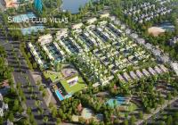 Chính chủ bán biệt thự Sailing Club Villas Phú Quốc, có bể bơi riêng và sân vườn giá đầu tư hấp dẫn