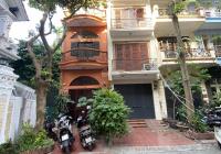Cho thuê nhà 4 tầng đẹp mặt phân lô 319 Tam Trinh
