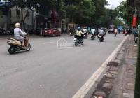 Mặt phố kinh doanh - Nguyễn Thái Học - Đống Đa 50m2 - 28.5 tỷ