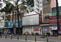 Cho thuê nhà mặt tiền Nguyễn Thái Học, quận 1 (4x18m) giá 70 triệu