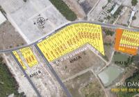 5 lô đất nền trung tâm thị xã Phú Mỹ giá rẻ nhất thị trường - ngân hàng hỗ trợ 65% - đã có sổ
