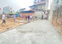 Bán 81m2 đất thổ cư tại thôn Ngự Câu, xã An Thượng, chia làm 2 lô, đường 2.6m giá chỉ 21tr/m2