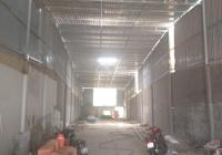 Cho thuê xưởng đường số 6 Bình Tân, 600m2 giá 36 triệu/ tháng còn TL