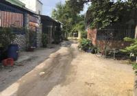 Bán đất thổ cư 2 mặt tiền đường Nguyễn Thị Lắng, thích hợp kinh doanh, DT 109,7m2
